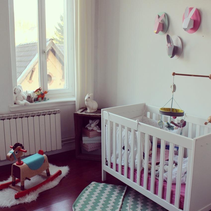 #Chez Pierre Yves et Céline - la chambre de lucie