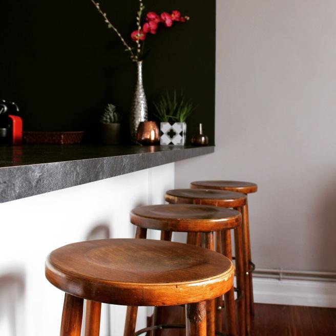 #Visite chez Pierre Yves et Céline - La salle à manger et la cuisine