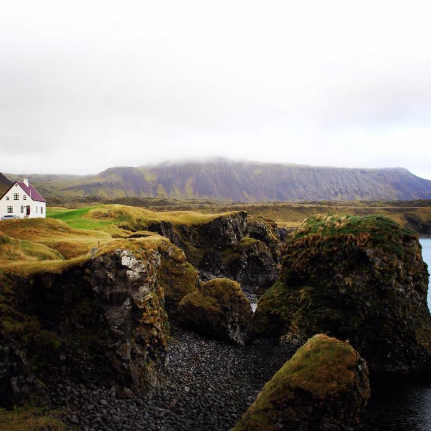 Port - islande