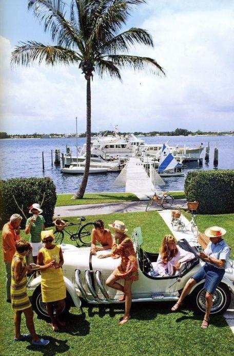 Palm Beach Slim Aaron