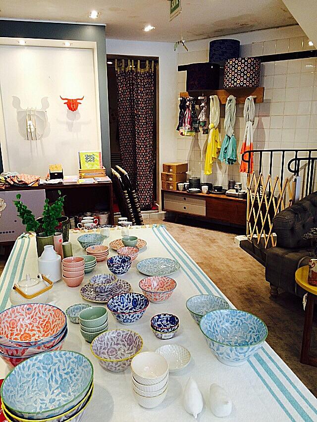 Boutique Baobab rue du Jour paris