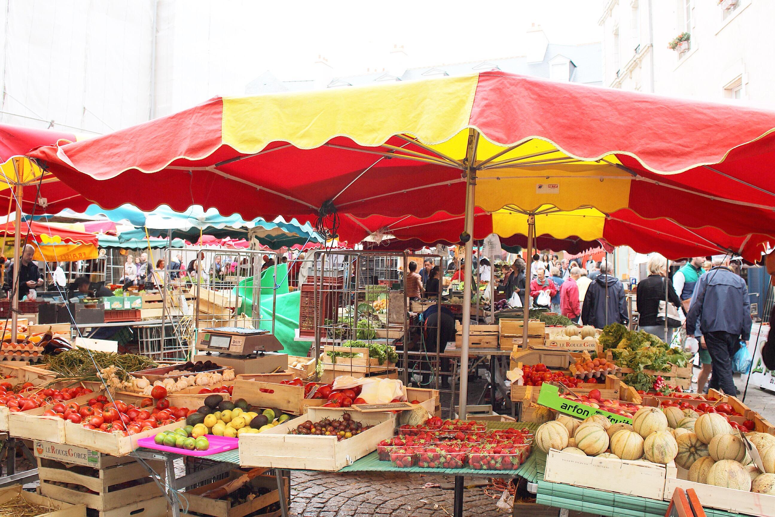 Marché de Vannes